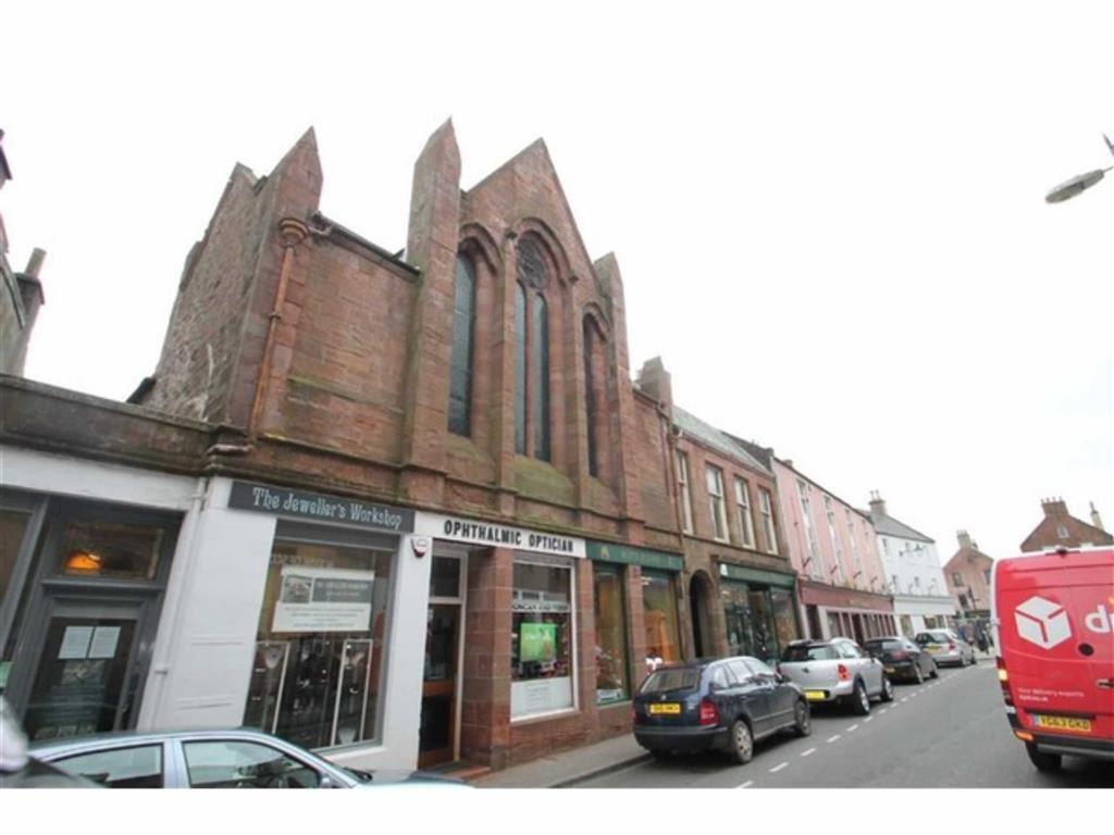 Bank Street, Kirriemuir, Angus
