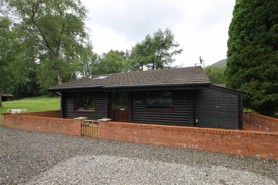 Balvaig Cabins Strathyre Stirlingshire Fk18 2 Bed