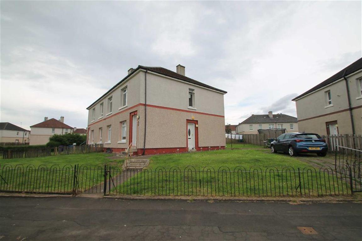 Househillmuir Crescent, Pollok, Glasgow,...