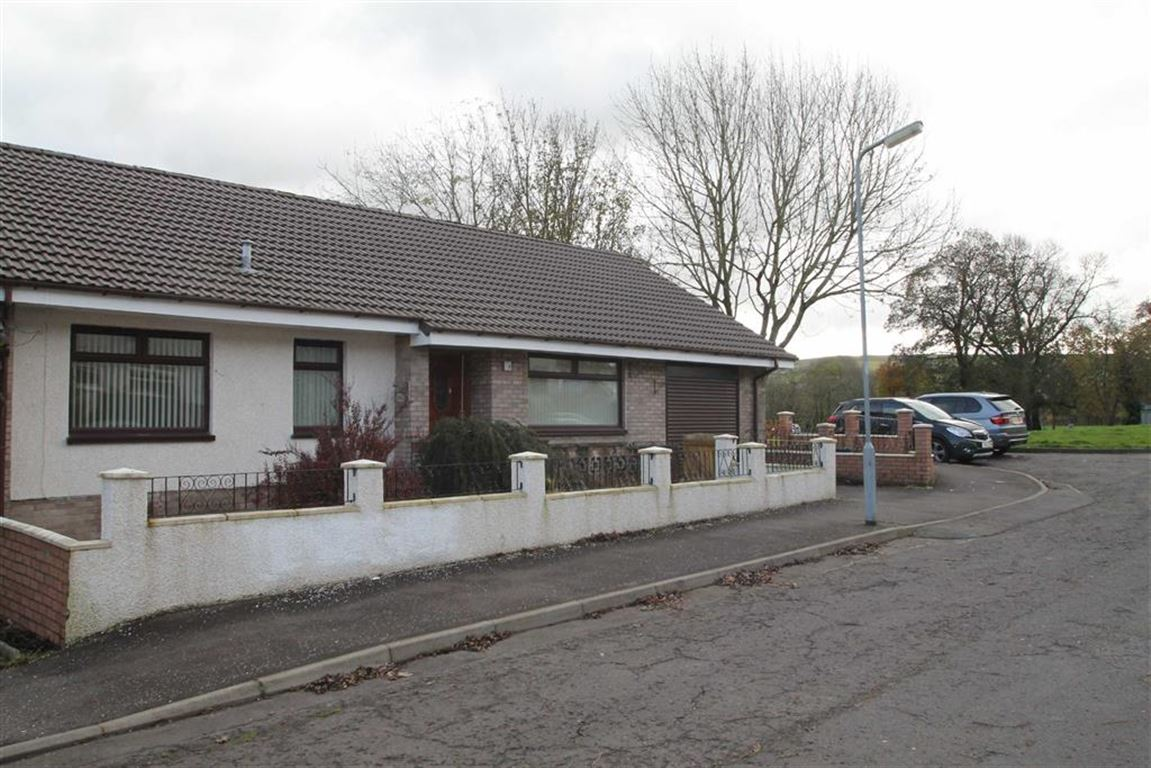 house for sale in New Cumnock