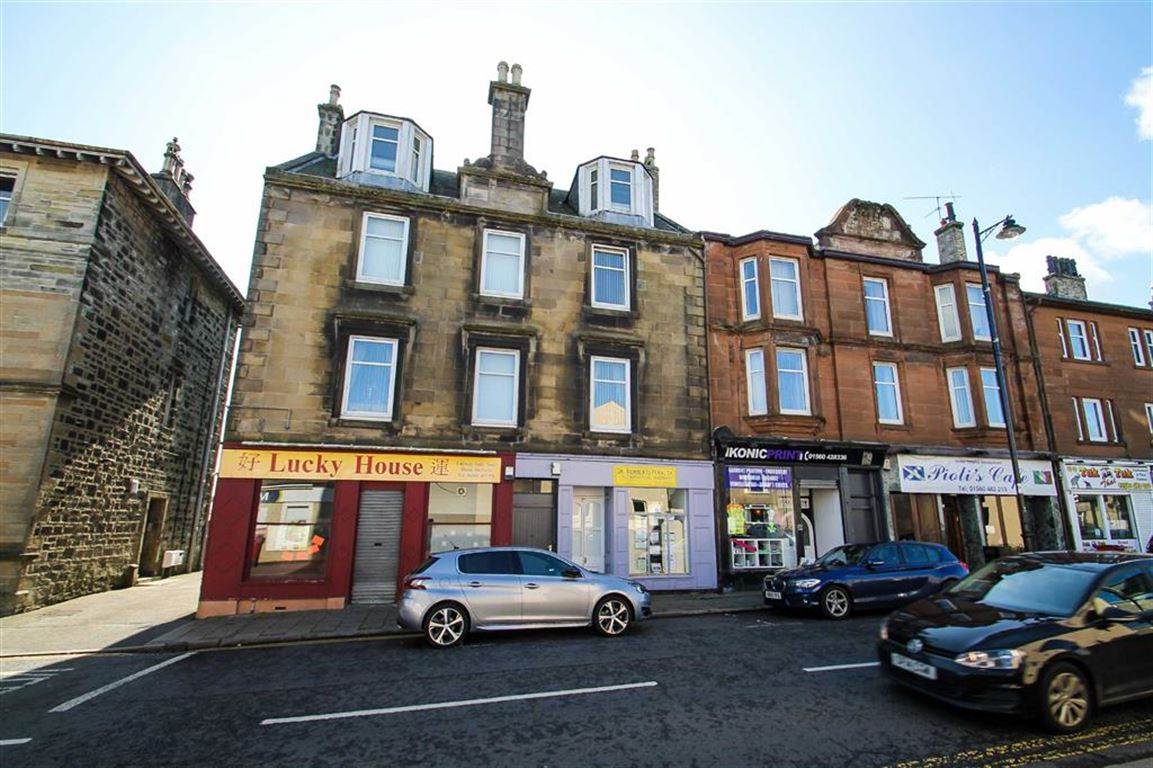 house for sale in Stewarton