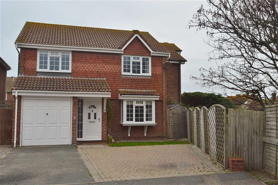 5 Bedrooms Detached House for sale in Cricketfield Road, Seaford, East Sussex
