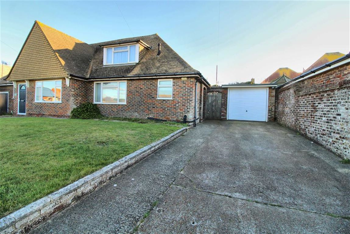 3 bedroom chalet bungalow semi detached for sale corsica road seaford east sussex