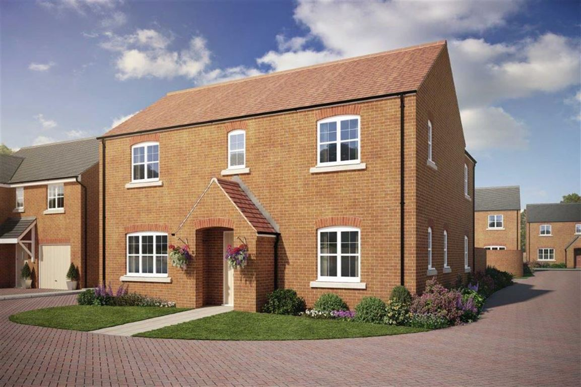 4 Bedrooms Detached House for sale in Becketts Ridge, Shrivenham, Oxfordshire