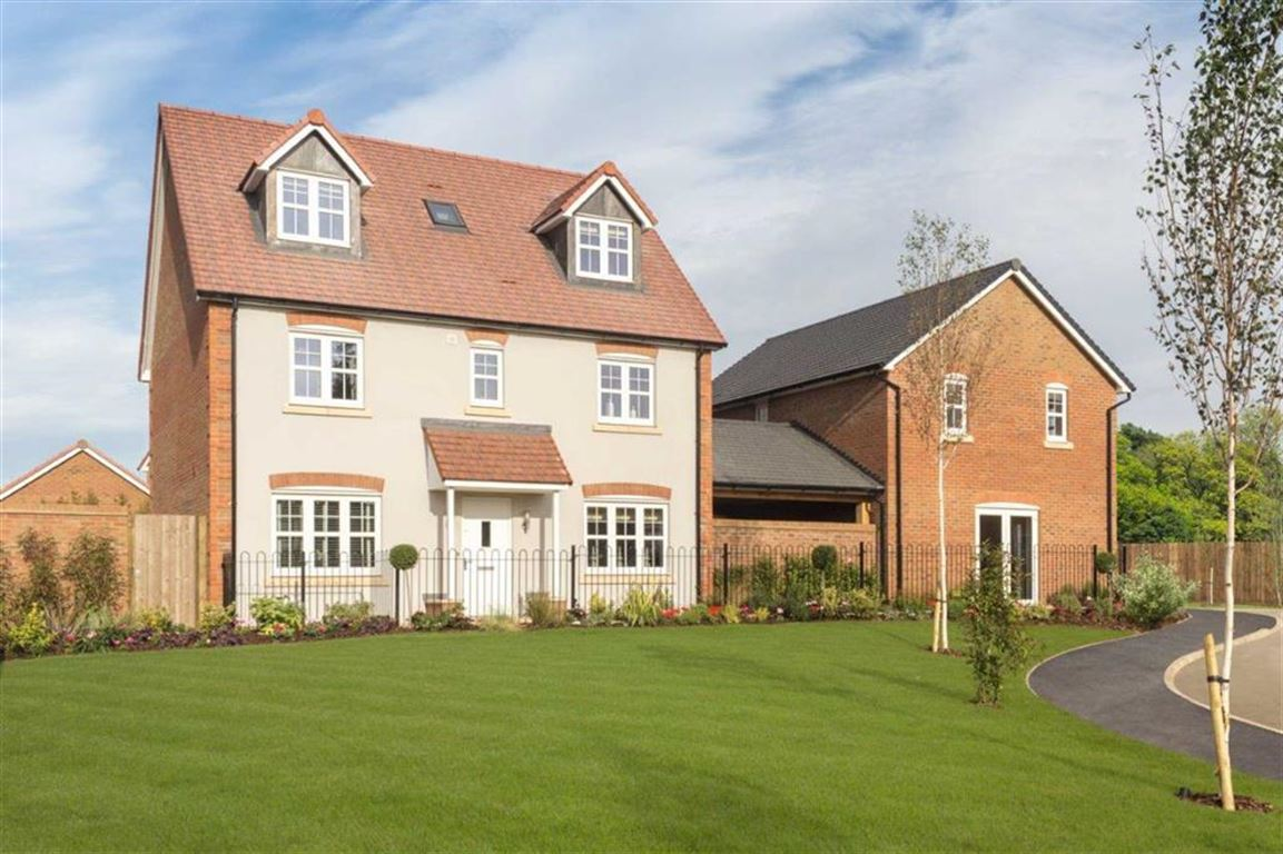 5 Bedrooms Detached House for sale in Becketts Ridge, Shrivenham, Oxfordshire
