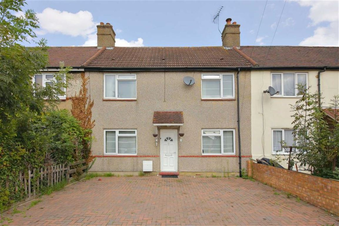 3 Bedrooms Terraced House for sale in Carpenter Gardens, Winchmore Hill, London