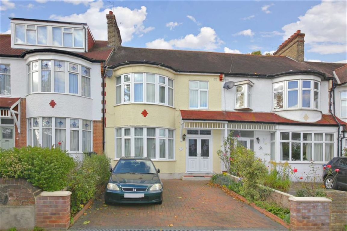 3 Bedrooms Terraced House for sale in Devonshire Garden, Winchmore Hill, London