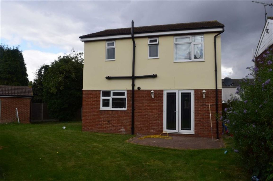 3 Bedrooms Detached House for sale in Manor Avenue, Basildon, Essex