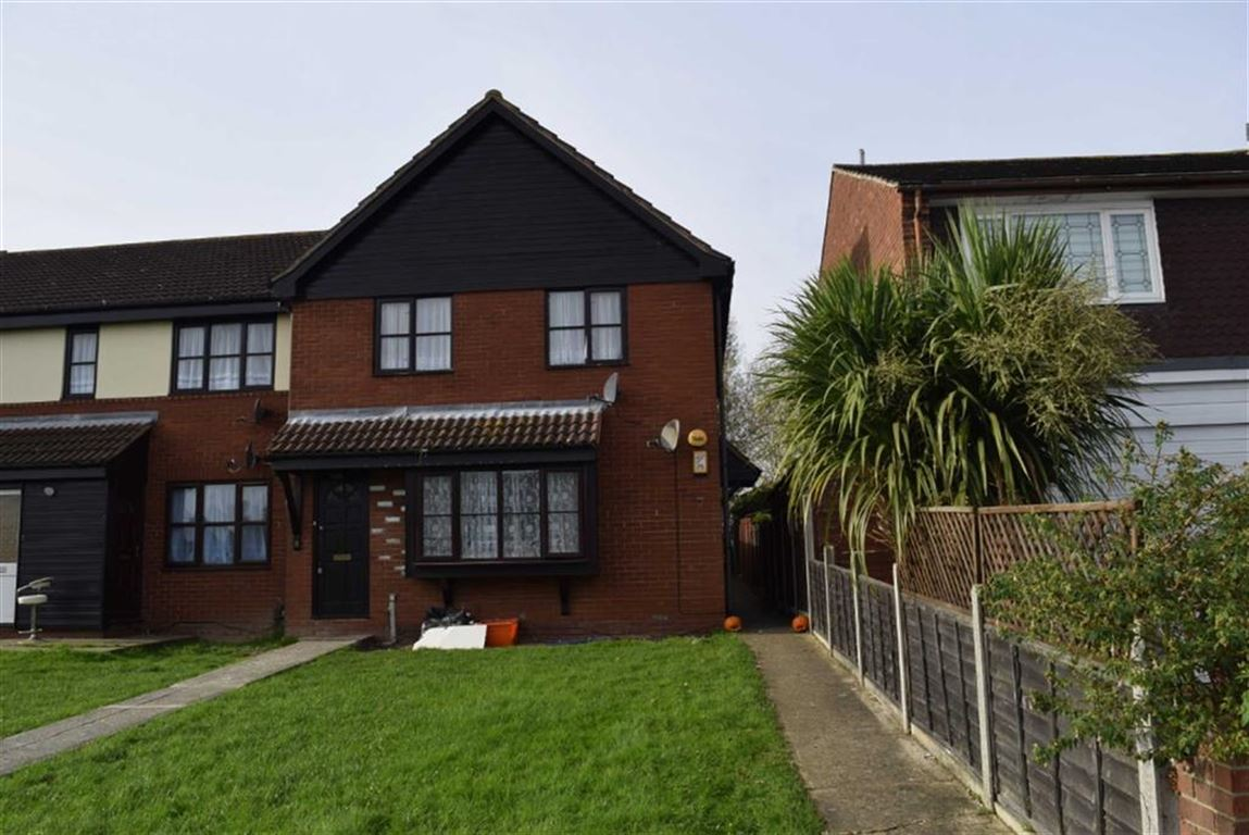 2 Bedrooms Flat for sale in Firs Court, Basildon, Essex