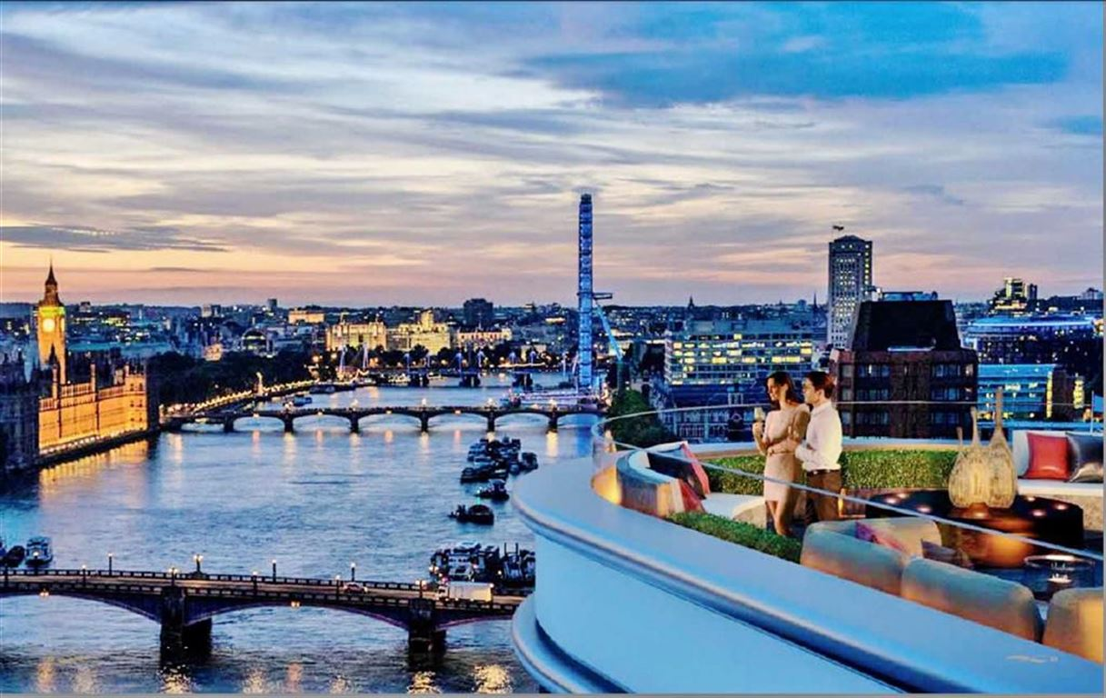 3 Bedrooms Apartment Flat for sale in The Corniche, 20 Albert Embankment, South Bank, London