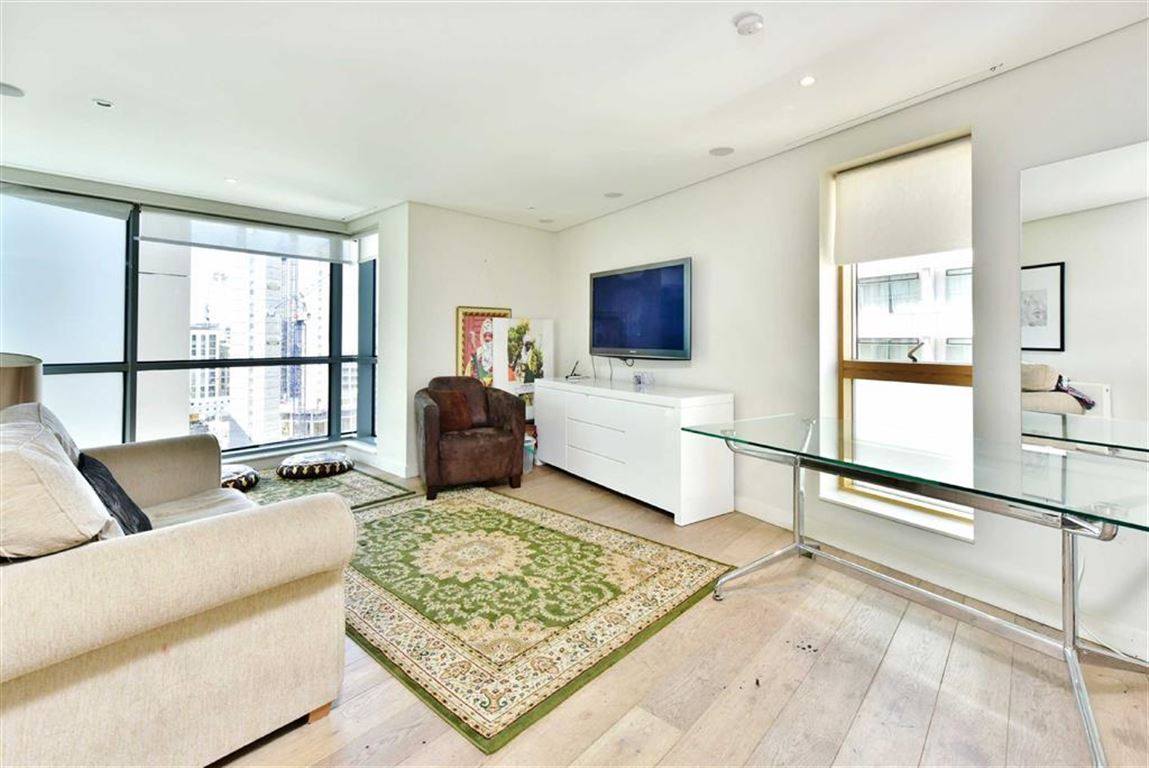 3 Bedrooms Apartment Flat for sale in Waterline House, 4 Merchant Square, London