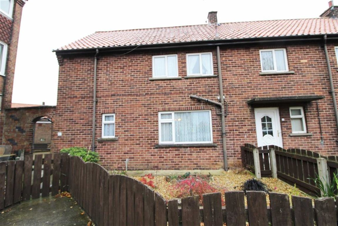 3 Bedrooms End Of Terrace House for sale in Samman Road, Beverley, East Yorkshire