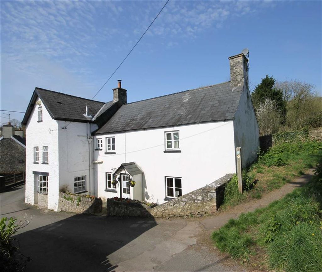 St Quentin's Hill, Llanblethian, Vale Of Glamorgan, CF71 7JT
