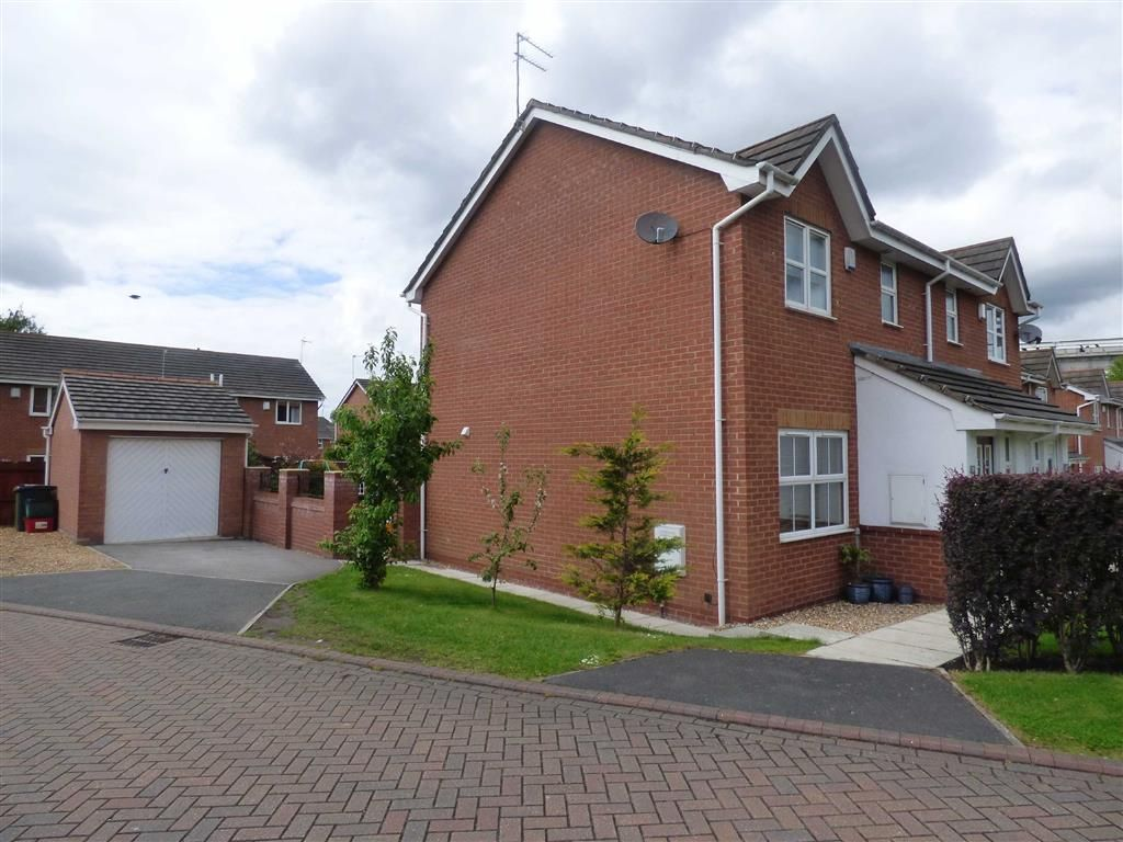 Hollybank Close, Northwich, Cheshire