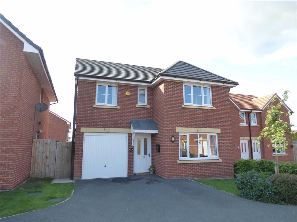 Boreay Close, Middlewich, Cheshire