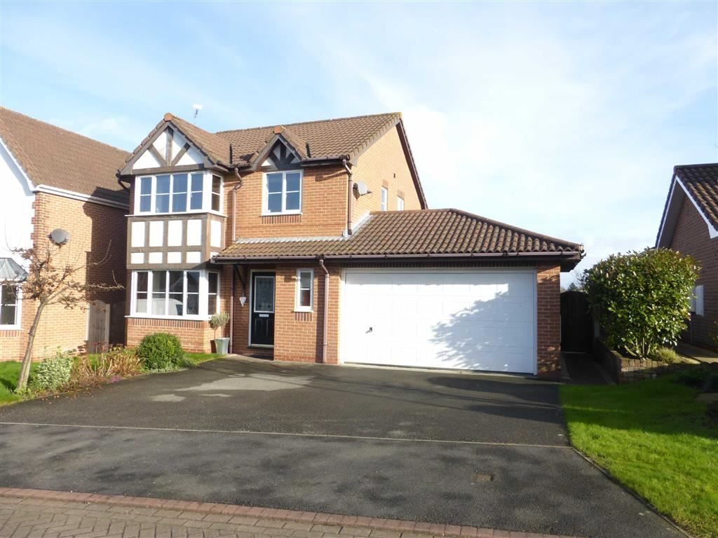 Carnoustie Close, Winsford, Cheshire