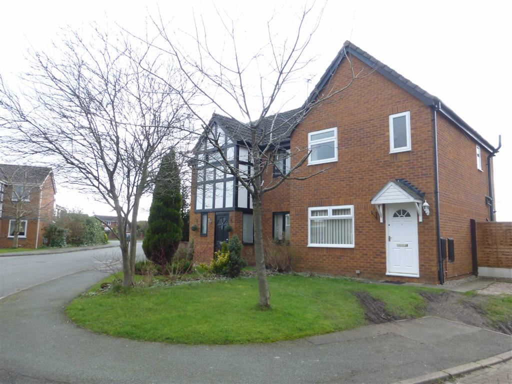 Byron Close, Middlewich, Cheshire