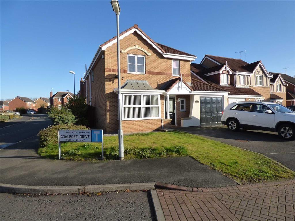 Coalport Drive, Winsford, Cheshire