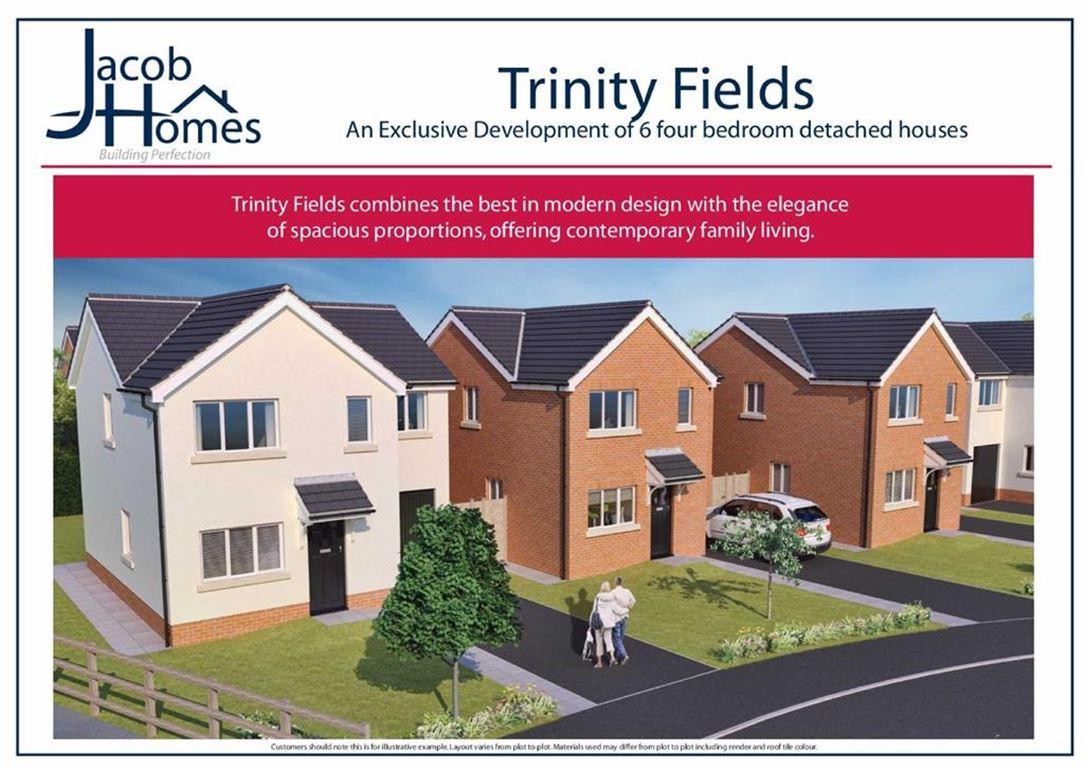 Trinity Fields, Winsford, Cheshire