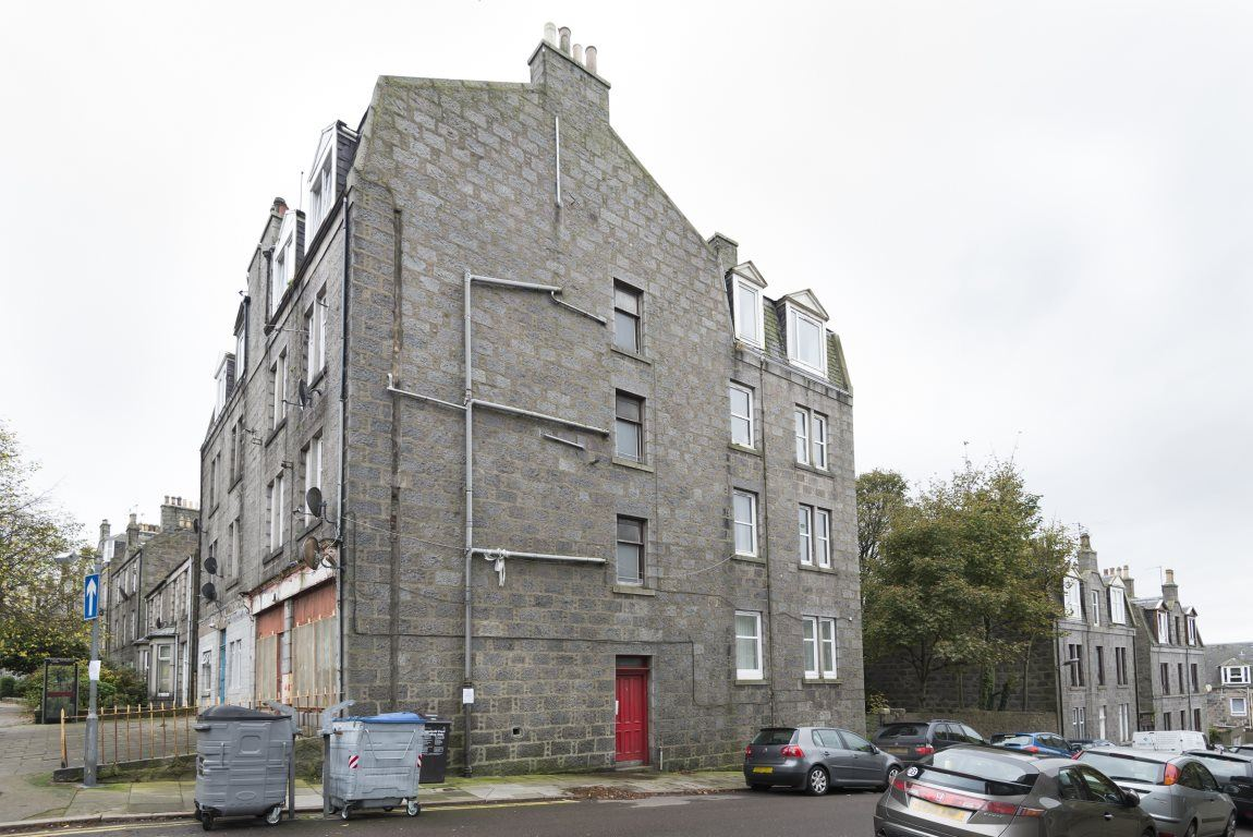 Walker Place, Aberdeen, AB1