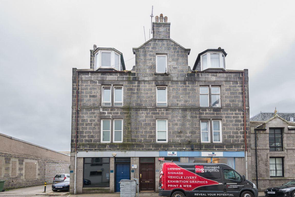 Mearns Street, Aberdeen, AB1