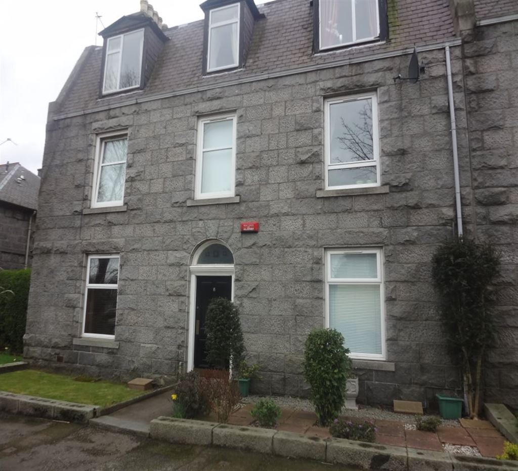 Ord Street, Aberdeen, AB1