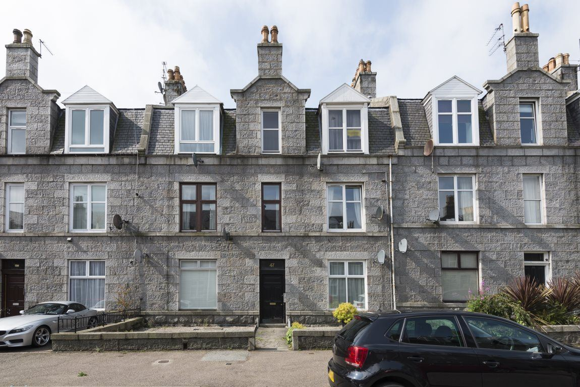 Balmoral Place, Aberdeen, AB1