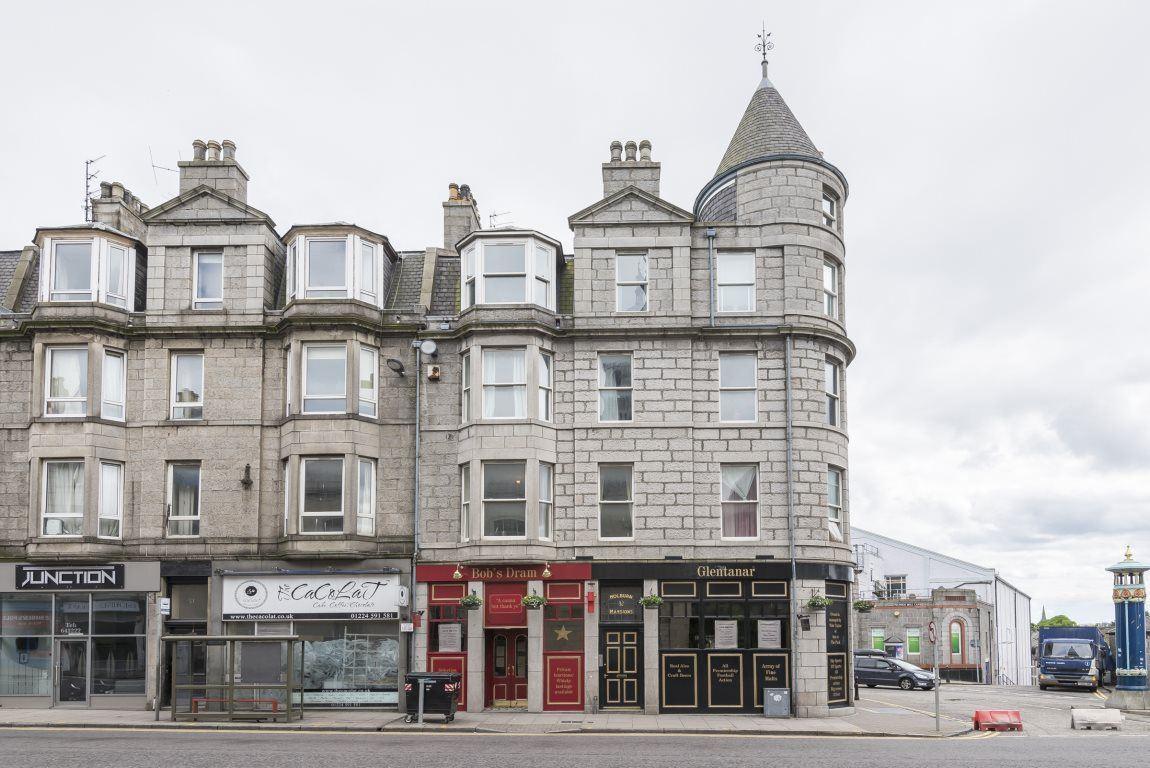 Holburn Street, Aberdeen, AB1