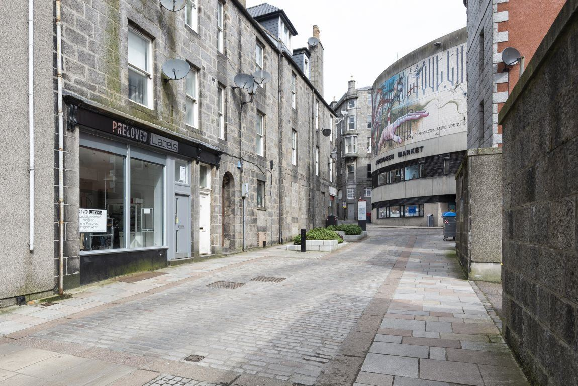 Carmelite Street, Aberdeen, AB1