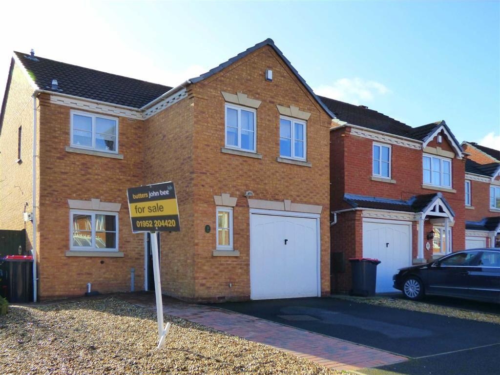 Goodrich Close, Muxton, Telford, Shropshire