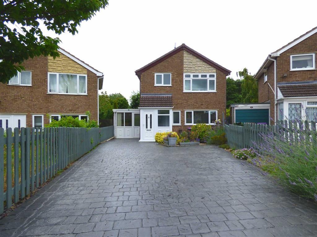 Selkirk Drive, Sutton Hill, Telford, Shropshire