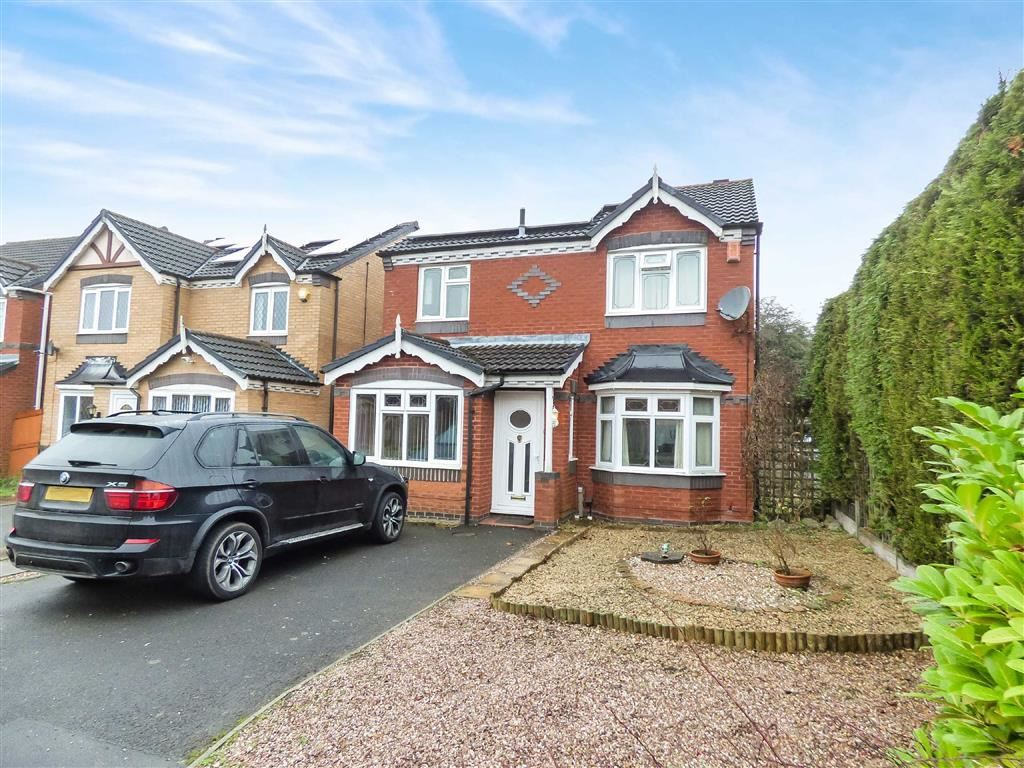 Ormsdale Close, Muxton, Telford, Shropshire
