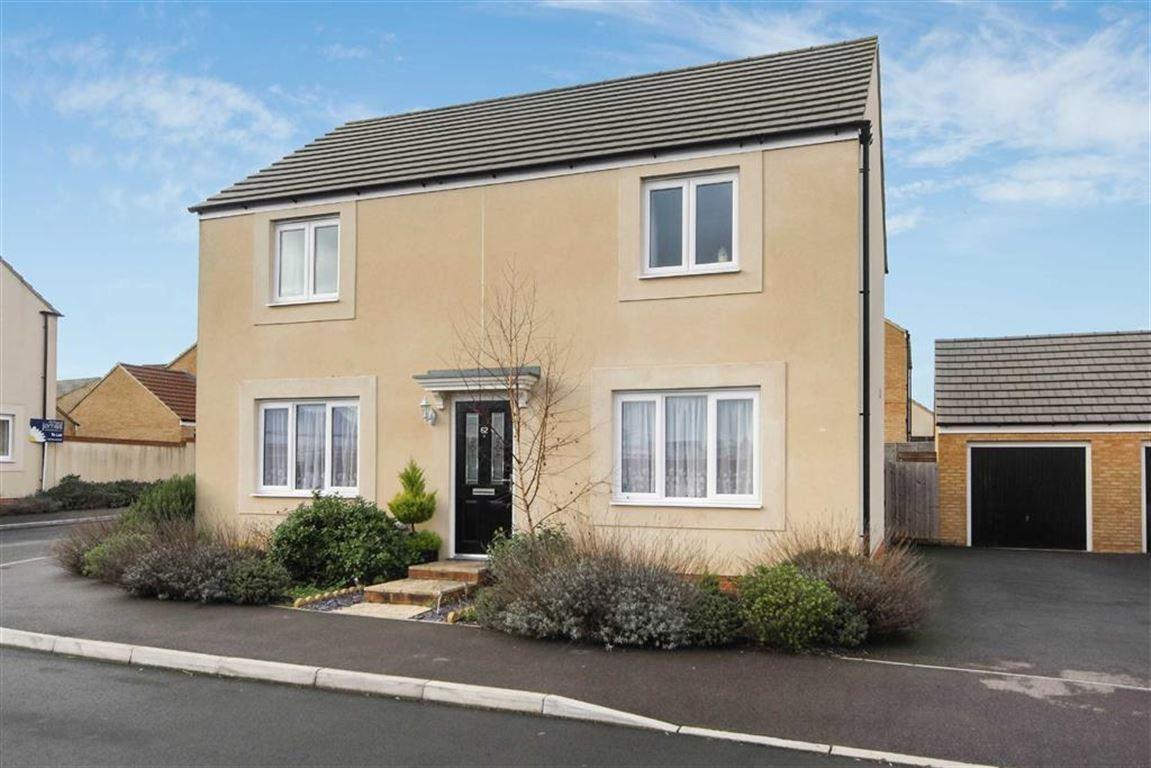 4 Bedrooms Detached House for sale in Sanders Close, Kingsdown Gate