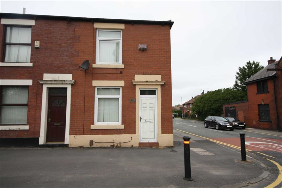 House Terraced Manchester Road Rochdale Greater
