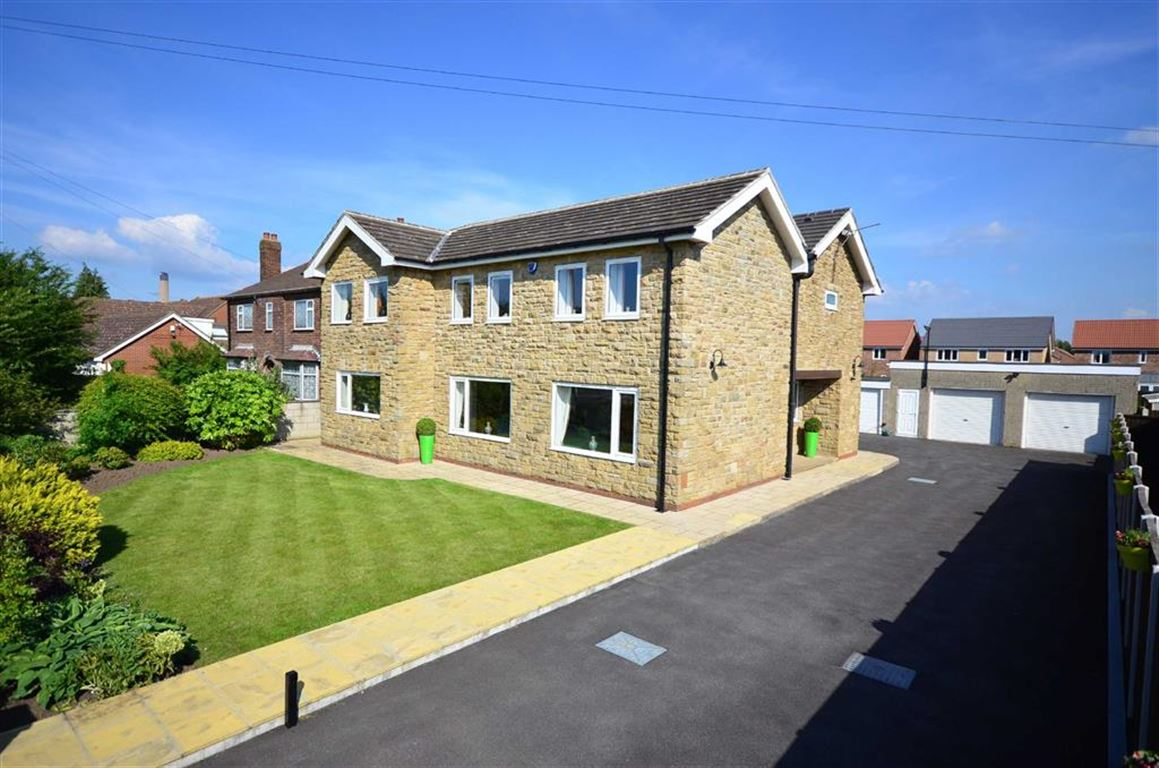 5 Bedrooms Property for sale in Selby Road, Eggborough, Selby, DN14