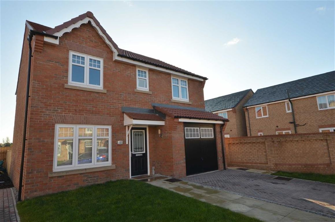 4 Bedrooms Property for sale in The Granary, Eggborough, Goole, DN14