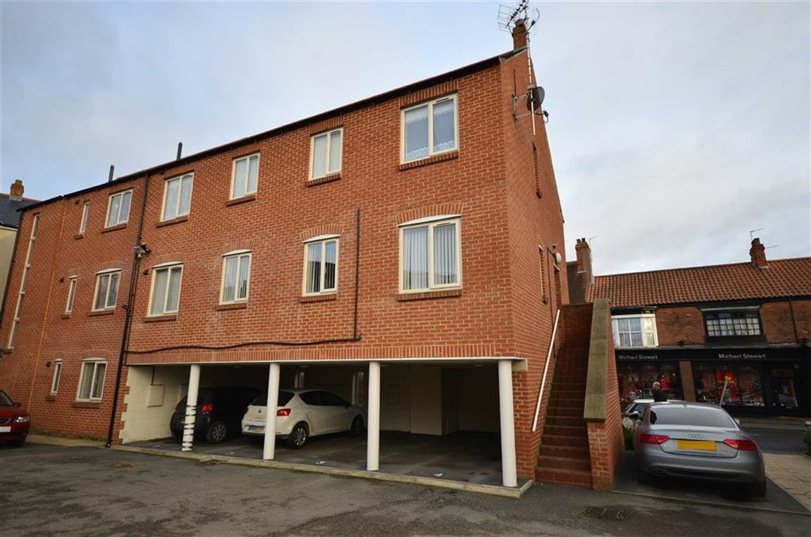 2 Bedrooms Property for sale in John House, Chapel House Court, Selby, YO8