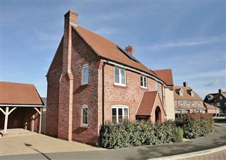 Property image of home to let in Bellamy Way, Wallingford
