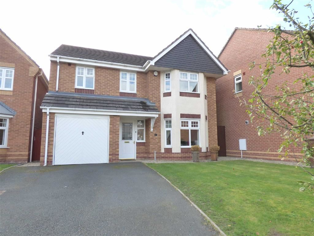 Hereford Way, Rugeley, Staffordshire