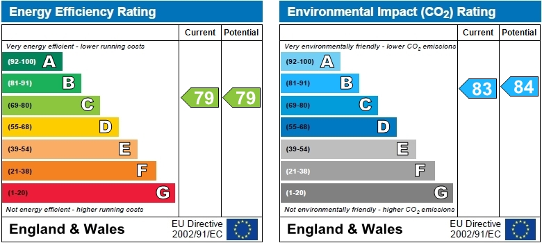 EPC Graph for Acton Lane, Chiswick