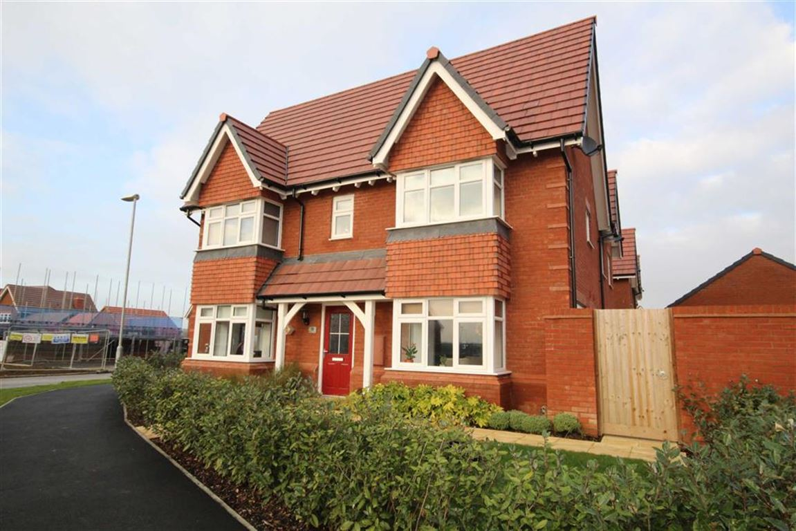 3 Bedrooms Semi Detached House for sale in Mackay Crescent, Tadpole Garden Village, Wiltshire