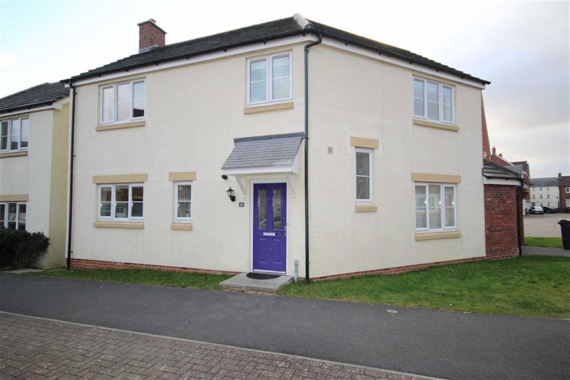 4 Bedrooms Detached House for sale in Vistula Crescent, Haydon End, Wiltshire