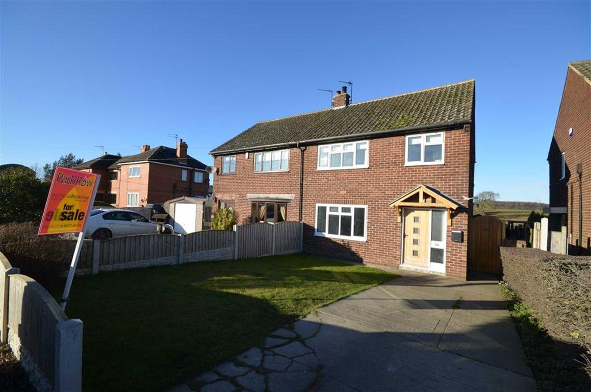 3 Bedrooms Property for sale in Hall Lane, Newthorpe, Leeds, LS25