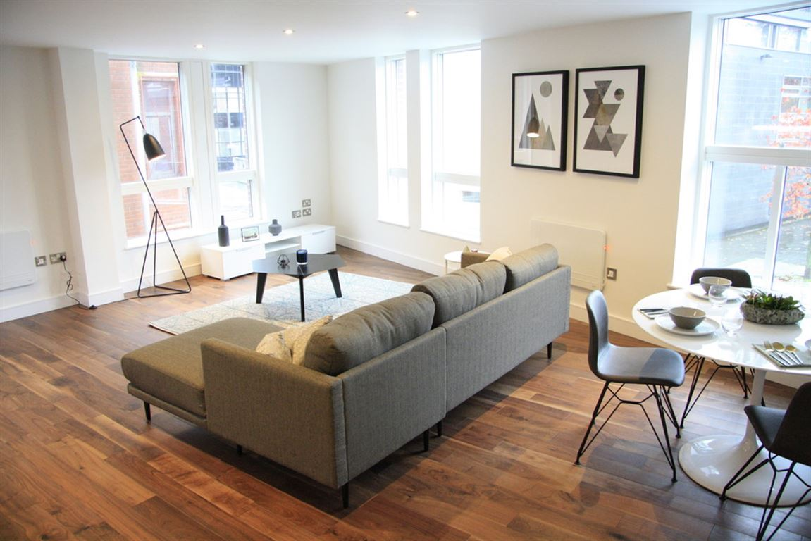 George Leigh Street, Manchester - 2 Bed - Apartment