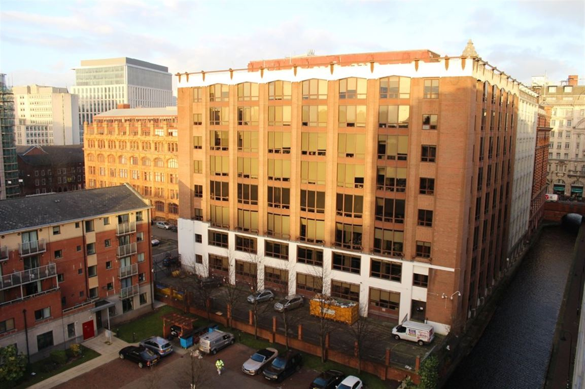 The Lock Building, Manchester - 2 Bed - Apartment