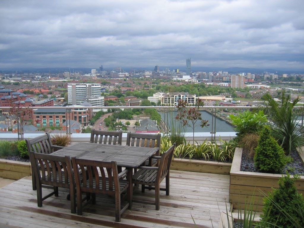 The Quays, Salford Quays - 2 Bed - Penthouse