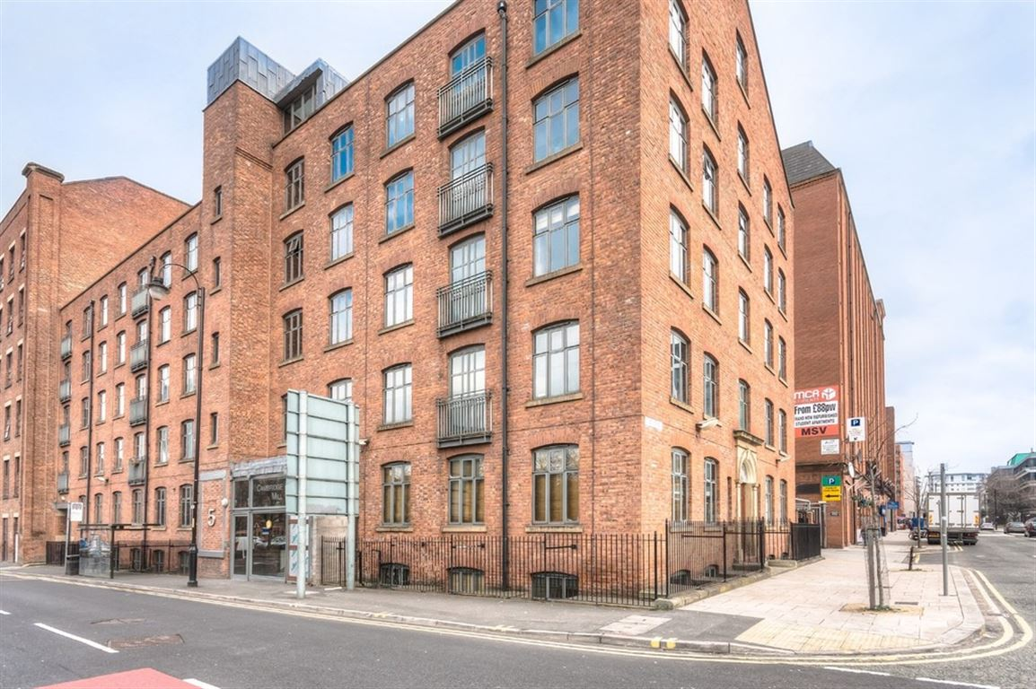 Cambridge Mill, Manchester - 2 Bed - Apartment