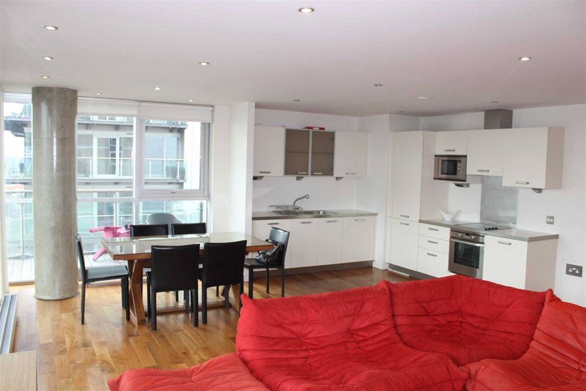 The Edge, Salford - 2 Bed - Apartment