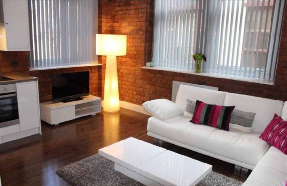 Lancaster House, Manchester - 1 Bed - Apartment