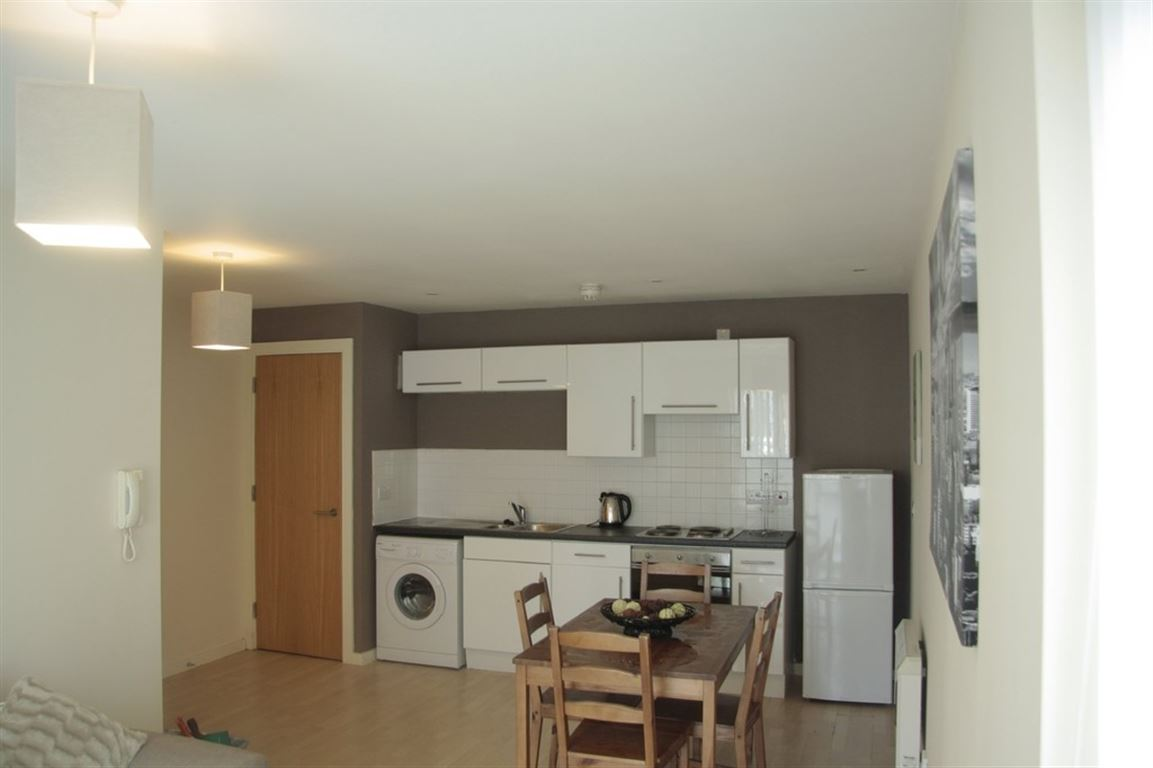 Quay 5, Manchester - 2 Bed - Apartment